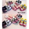 供应韩国N字母运动鞋